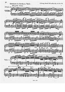 Second Décameron Musical: livro VI by Carl Czerny