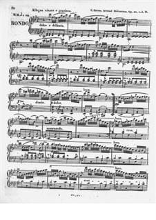 Second Décameron Musical: Book IX by Carl Czerny