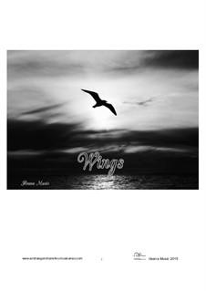 Wings, Op.8: Wings by Andfrullato
