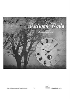 Autumn Coda, Op.28: Autumn Coda by Andrew Goncharenko