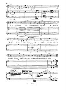 La favorita: O, mio Fernando. Aria for mezzo by Gaetano Donizetti