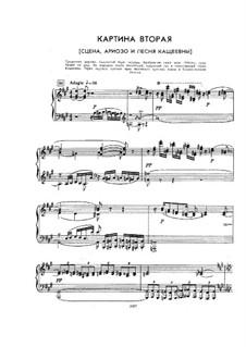 Kashchey the Deathless: cena II by Nikolai Rimsky-Korsakov