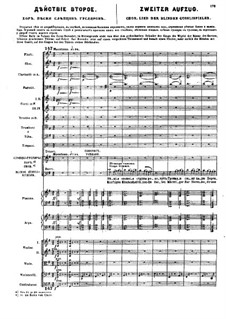 The Snow Maiden: Ato II by Nikolai Rimsky-Korsakov