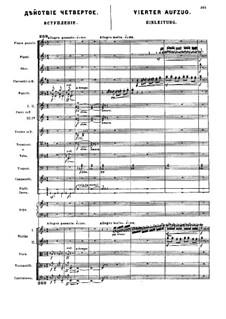 The Snow Maiden: Ato VI by Nikolai Rimsky-Korsakov