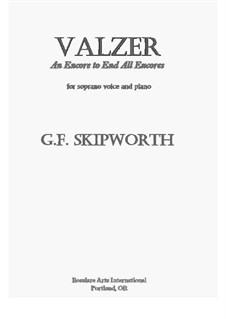 Valzer: Valzer by George Skipworth