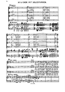 The Seasons, Hob.XXI/3: Movement I. Spring, No.9 by Joseph Haydn
