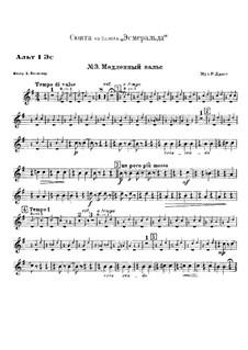 Suite from Ballet 'Esmeralda': No.3 Slow waltz by Riccardo Drigo