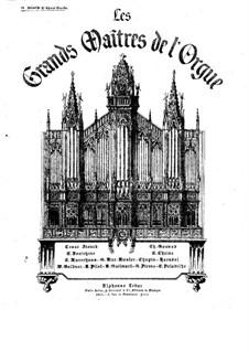 Choral-Marsche: Choral-Marsche by Emile Paladilhe