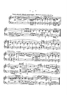 No.26: Para Piano by Robert Schumann
