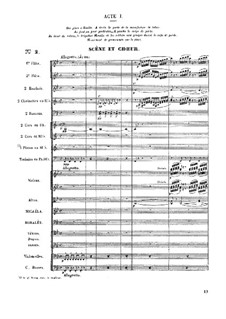 Complete Opera: ato I by Georges Bizet