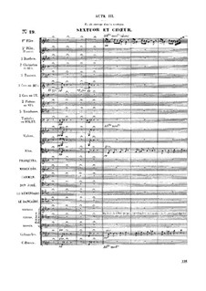 Complete Opera: Ato III by Georges Bizet