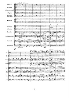 Concerto for Piano and Orchestra No.2 in B Flat Major, Op.83: movimento III by Johannes Brahms