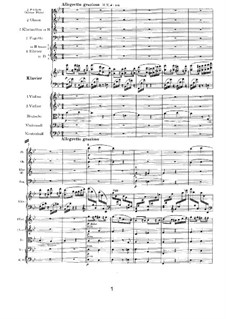 Concerto for Piano and Orchestra No.2 in B Flat Major, Op.83: Movimento IV by Johannes Brahms