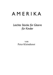 Amerika: Amerika by Peter Kleindienst