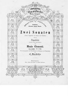 Two Capriccios, Op.47: Capriccio No.1 by Muzio Clementi