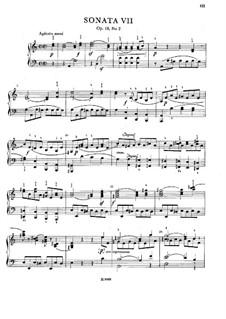 Sonata for Piano in A Minor, Op.18 No.2 Craw 80: Sonata for Piano in A Minor by Jan Ladislav Dussek