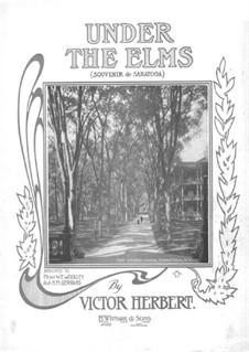 Under the Elms: Under the Elms by Victor Herbert