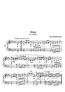 No.2: No.2 by Johann Friedrich Burgmüller