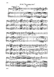 Samson, HWV 57: Presuming slave. Aria for bass by Georg Friedrich Händel