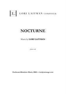 Nocturne: noturno by Lori Laitman