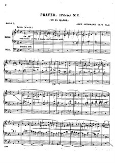 Pièces dans different styles for Organ: livro 3, Op.17 by Alexandre Guilmant