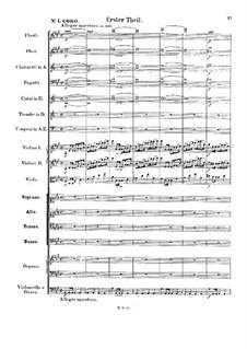 St. Paul, Op.36: movimento I by Felix Mendelssohn-Bartholdy