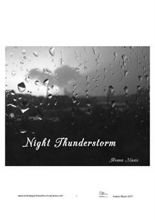Night Thunderstorm, Op.31: Night Thunderstorm by Andrew Goncharenko
