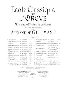 Sonata for Organ (or Harpsichord) in F Minor: Sonata for Organ (or Harpsichord) in F Minor by Giovanni Battista Martini