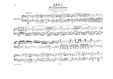 Complete Opera: No.1-15, for piano four hands by Wolfgang Amadeus Mozart