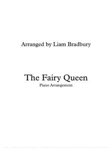 The Faery Queen: Para Piano by Turlough O'Carolan
