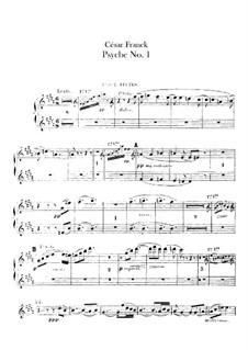Psyché, M.47: parte de flautas by César Franck