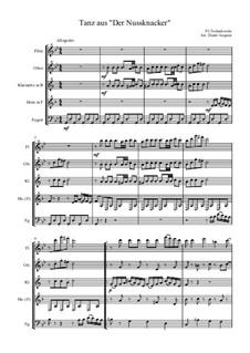 Fragments: Tanz by Pyotr Tchaikovsky