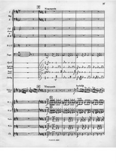 Concerto for Violin and Orchestra in B Major: Movimento V by Ernest Schelling