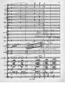 Concerto for Violin and Orchestra in B Major: movimento II by Ernest Schelling