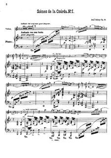 Scènes de la Csárda, Op.9 No.1: Scènes de la Csárda by Jenö Hubay