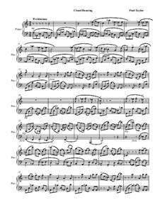 Cloud Dancing, Op.34 No.1: Cloud Dancing by Paul Taylor