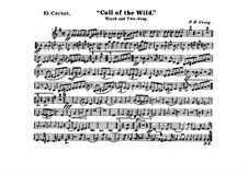 Call of the Wild: Cornet in Es part by Frank Hoyt Losey