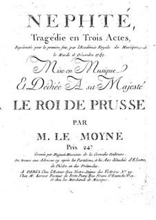 Nephté: Nephté by Jean-Baptiste Lemoyne