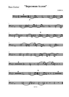 Birch Alley: para orquestra de camara by Eugen Doga