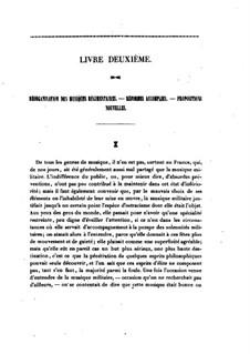 Manuel Général de Musique Militaire à l'Usage des Armees Françaises: Livre II by Jean-Georges Kastner