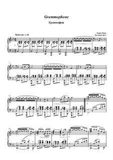 Сборник пьес для фортепиано 'Лучшее': Сборник пьес для фортепиано 'Лучшее' by Eugen Doga