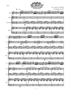 Vado per Vedore, Op.1001: Vado per Vedore by Nino Janjgava