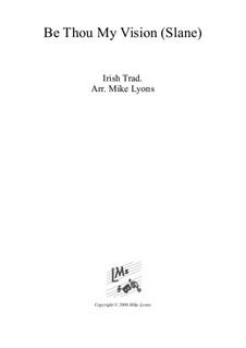 Hymn Setting - Slane – Brass Band: Hymn Setting - Slane – Brass Band by folklore
