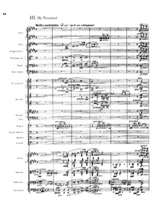 Four Tone Poems after Arnold Böcklin for Orchestra, Op.128: The Isle of the Dead by Max Reger