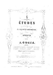 Jour de Printems, Op.63 No.1: Jour de Printems by Alexandre Édouard Goria
