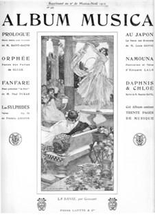 Déjanire: prólogo by Camille Saint-Saëns