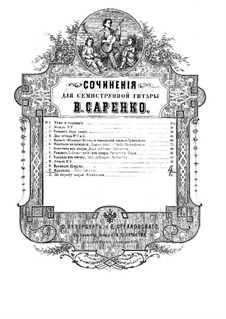 Fantasia in C Minor: Fantasia in C Minor by Vasilii Stepanovich Sarenko