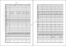 Concerto for Piano and Orchestra in G Major, M.83: Score, parts by Maurice Ravel