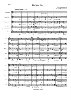 The Blue Bird: For clarinet quintet by Charles Villiers Stanford