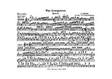 Graf Zeppelin (The Conqueror): parte flauta piccolo by Carl Teike